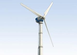 中型风力发电机组